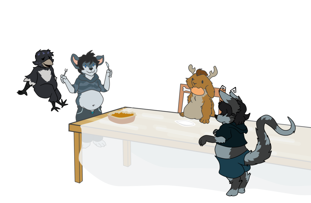[Comm] Thanksgiving over-celebration!