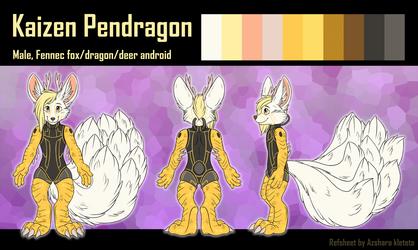 [C]Kaizen Pendragon reference sheet
