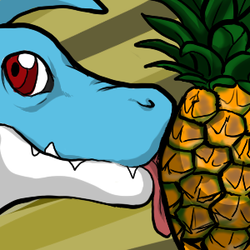 Pineapple Icon : Raidy - by Paper-Wings