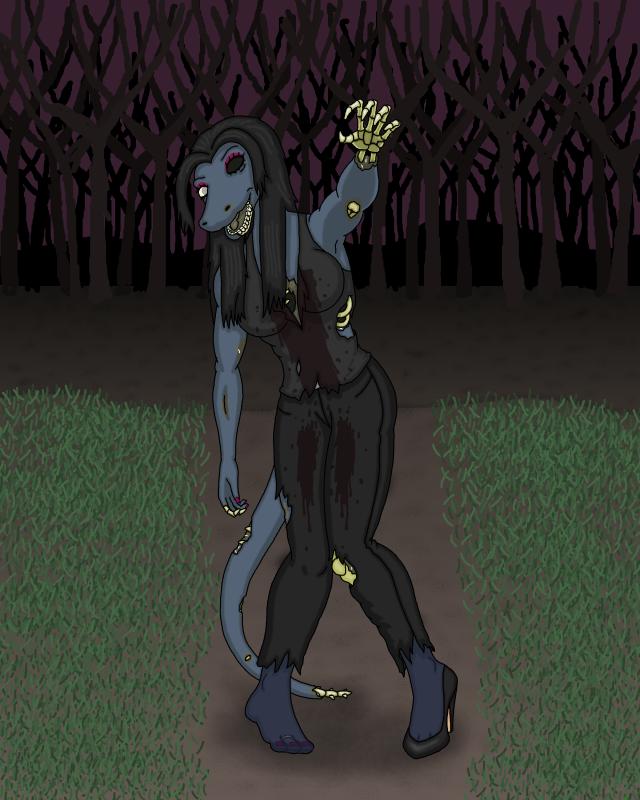 Zombie Turja