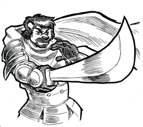 Iaido Doodle