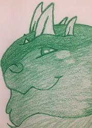 [My Art] Monochrome Sparx