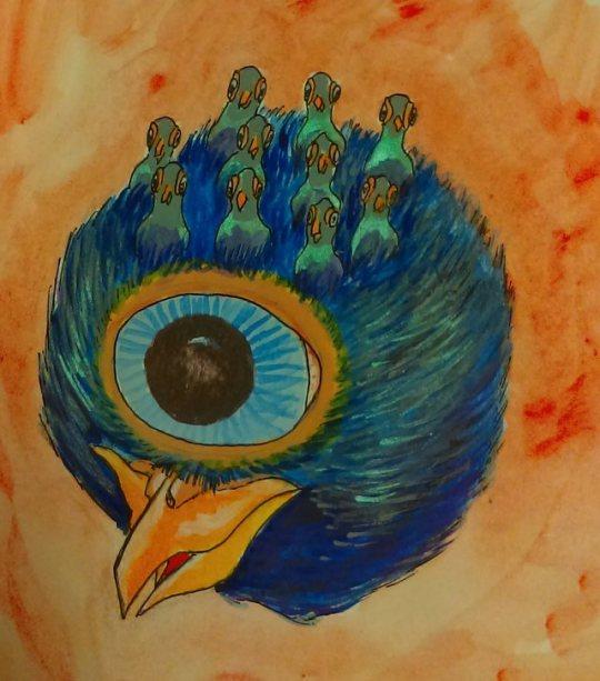 Pigeon behoder