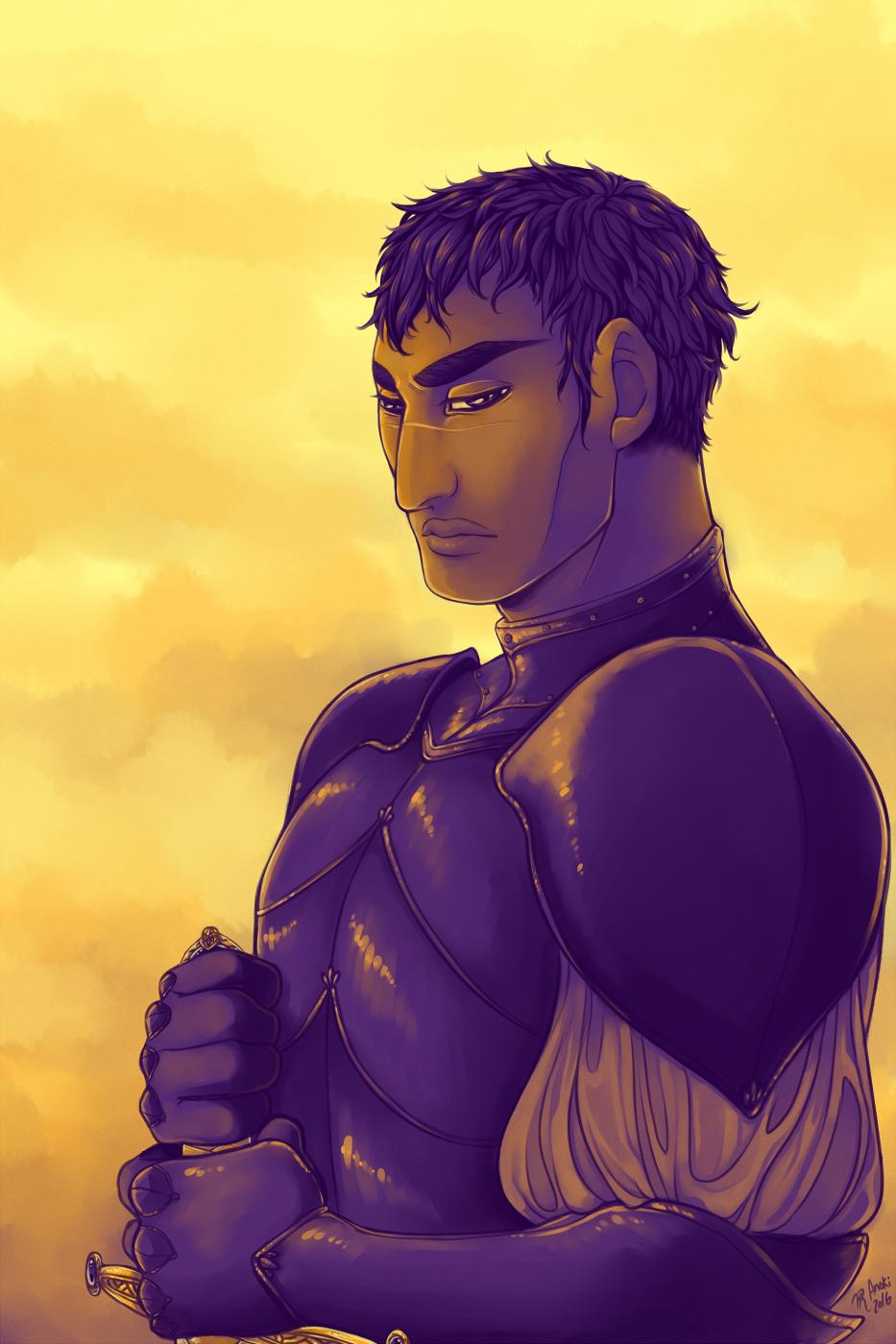 Stoic Knight