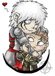 Dante and Anders