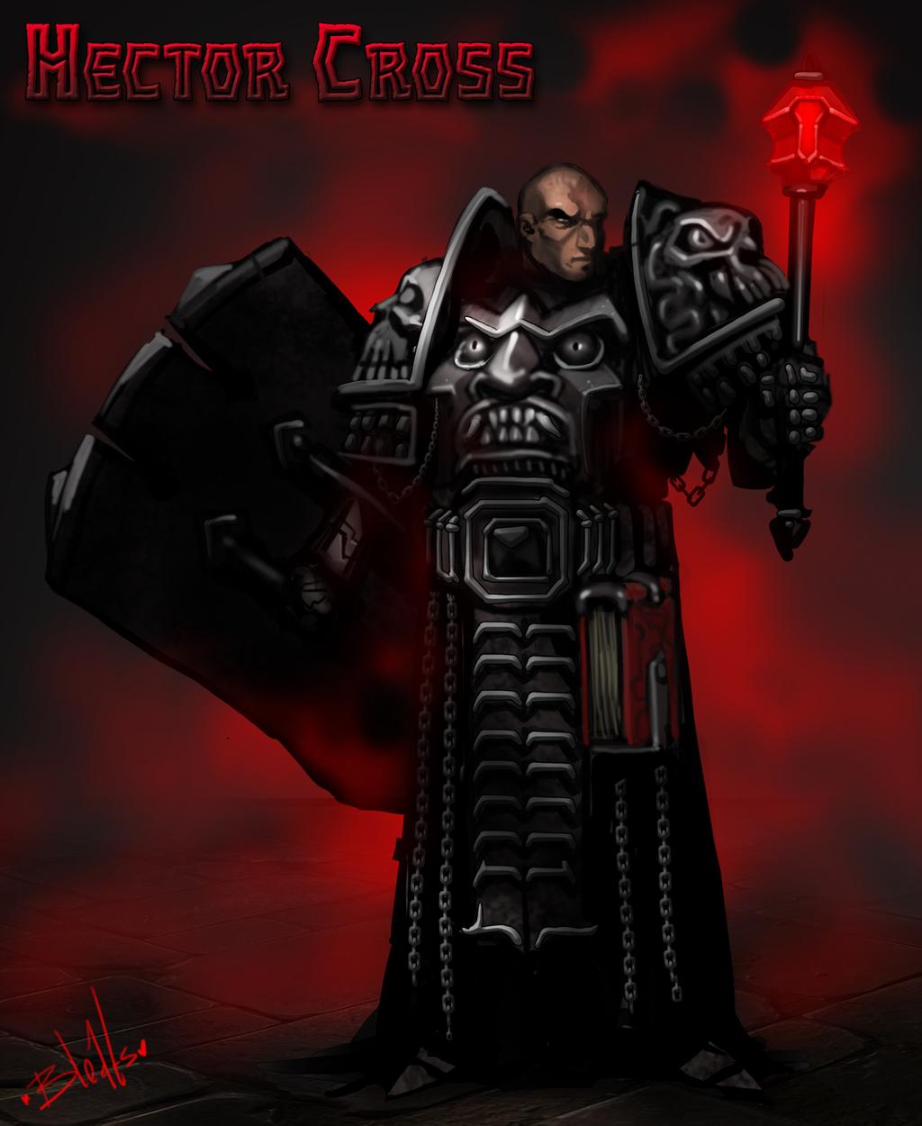 D&D Character: Hector Cross