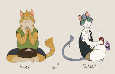 If my cats were people..ish