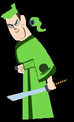Samurai Jacksepticeye