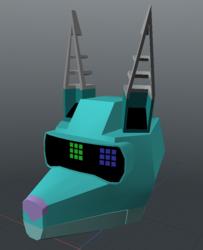 Roboyote 3D Attempt