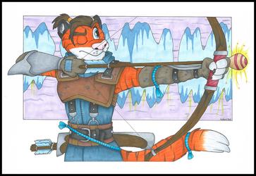 Ralu, Tiger Archer