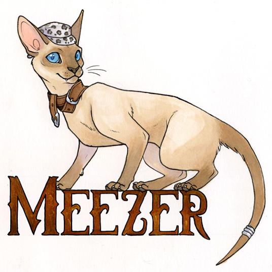 Meezer badge