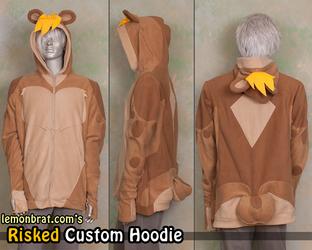 Risked Custom Hoodie!