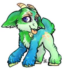 tropical goat