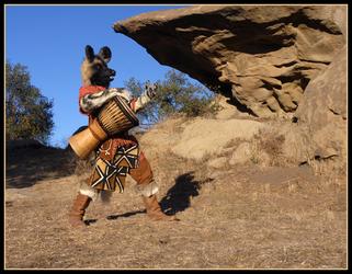 Kahini Wild Dog on a Pilgrimage 1 of 4