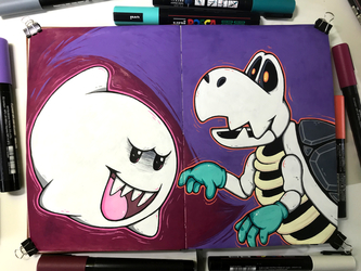 Super Spoopy Bros.