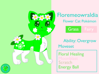 What if Emeraldia was a Fakemon?