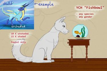 "YCH ""Fishbowl"""