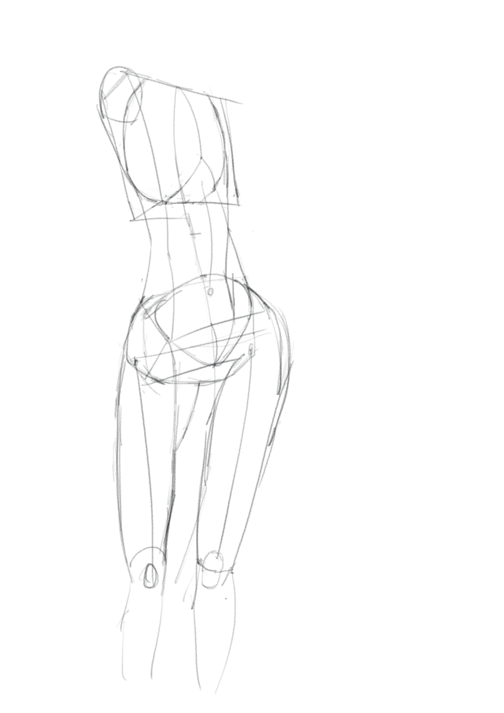 studying some hips and waist 3