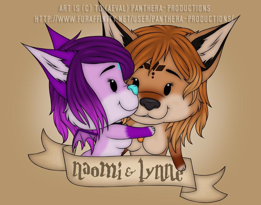 Little cuties - Naomi & lynne