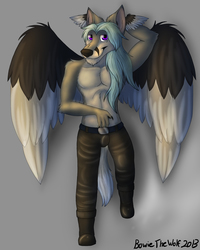 Tapewolf Commission 2