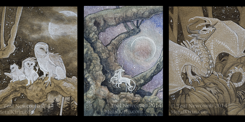 Patreon cards Sept