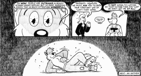 Jolson & Jones #112 - The Sad Chirper