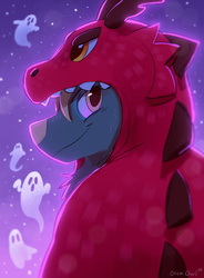 Spooky Dragon