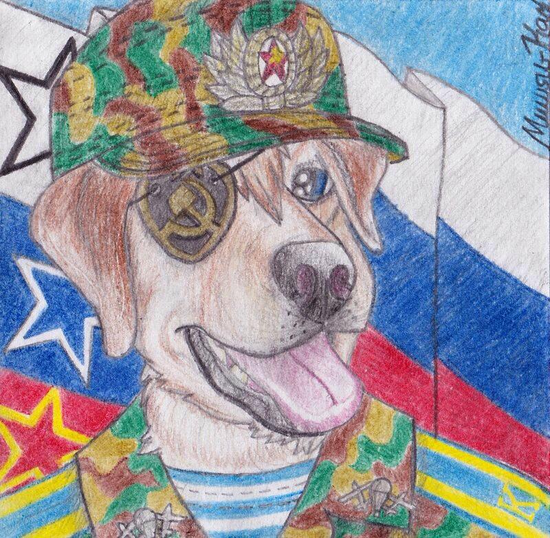 Spetsnaz's Best Friend