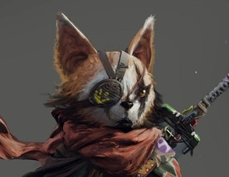 Biomutant for PC,PS4,XBOX ONE for Fanpop