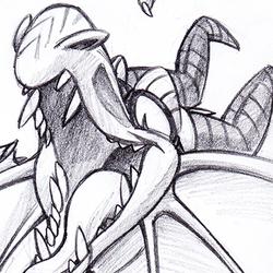 Sketchpage 01 - Time to Naga