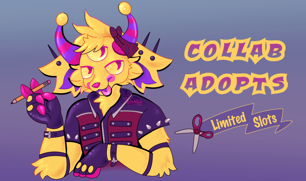 COLLAB ADOPT Submissions Are Open!