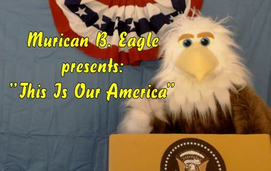 New Puppet!! And a special Independence Day Address