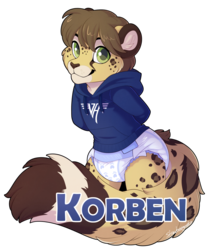 Korben Badge