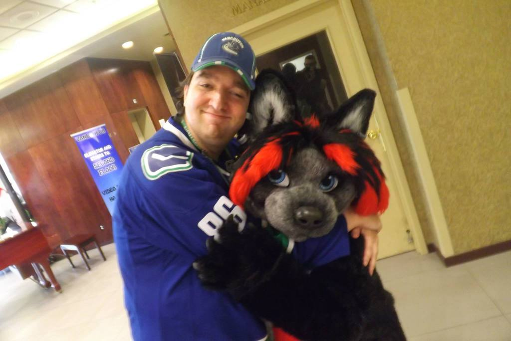 Me with furries from VF 14 (Part 5)
