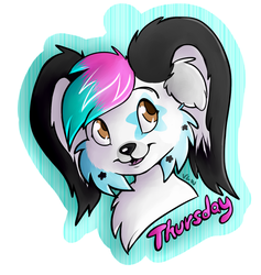 Thursday Digi Badge