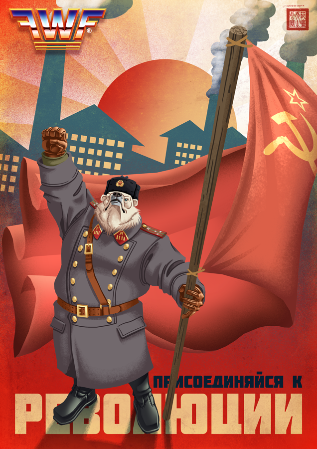 FWF® presents: Comrade Petrov (Alternate outfit)