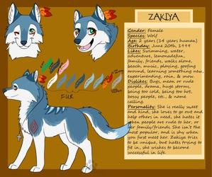 Zakiya Reference