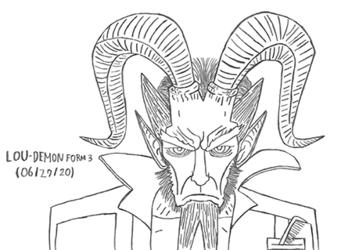 Lou - Demon Form 3
