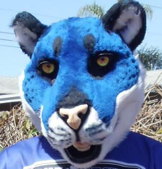 Most recent image: Fursuit Head