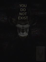 You Do Not Exist