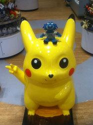 Scratch, Off Of Pikachu's Head, NOW!