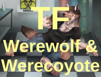 The Science of Werewolves by CalexTheNeko