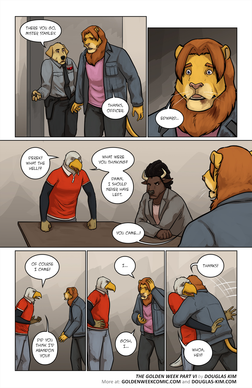 The Golden Week - Page 221