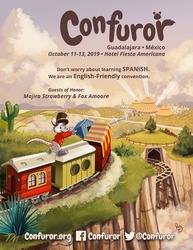 Confuror 2019 Flyer