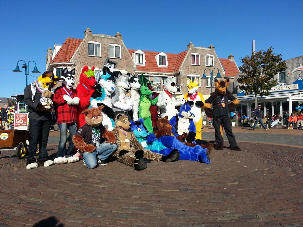Furwalk De Koog (Texel) (Oct. 5th)