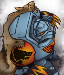 Character Image: Wulfrick