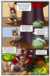 Alice the Rabbit Comic Page 5