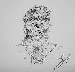 Fast drawing - Hue Hue ^^
