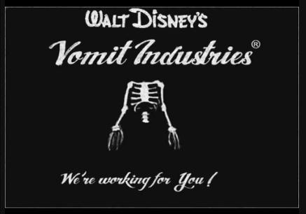 Most recent image: Walt Disney's Vomit Industries(Disney Creepypasta)