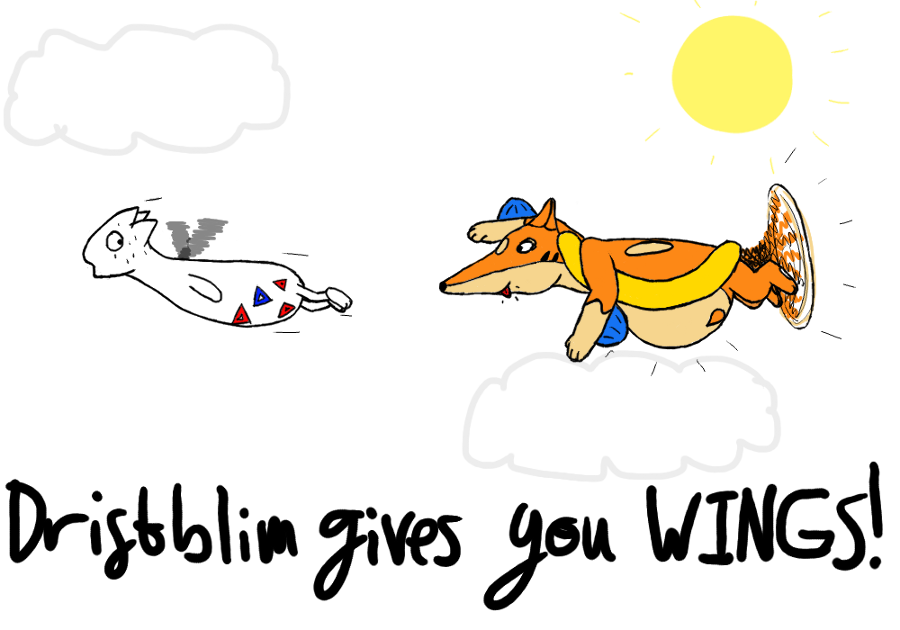 HPF Comic 14: Drifblim Gives You WINGS! - by Anthan